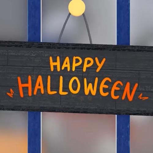 Sharyum x Halloween
