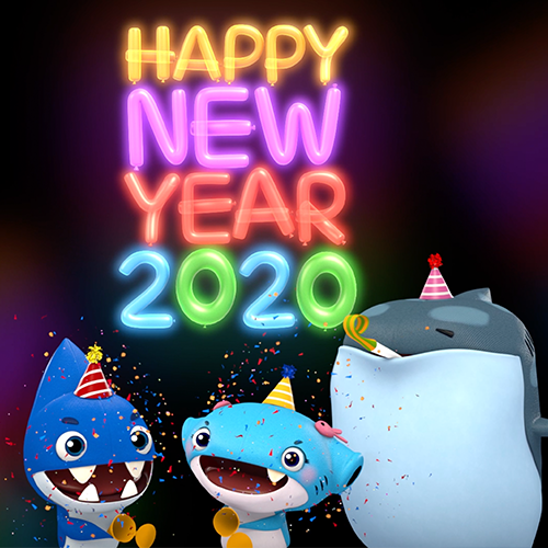 Sharyum x New Year